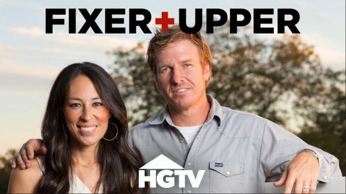 Fixer Upper HGTV With Chip and Joanna Gaines