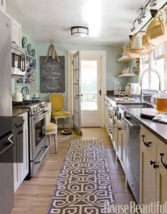 Frances Schultz's Kitchen in Bee Cottage After Makeover