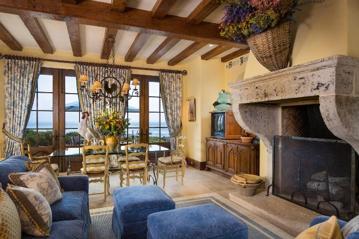 French Normandy Home