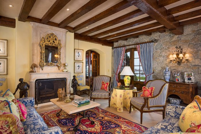 French Normandy Style Decor