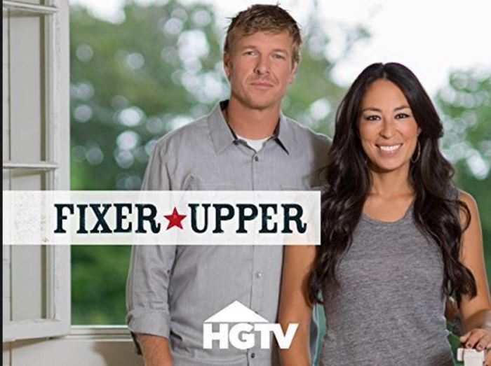 HGTV's Fixer Upper Starring Chip and Joanna Gaines