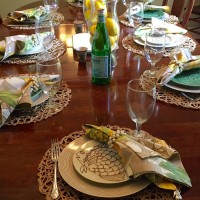 Italian Themed Tablescape with Lemon Centerpiece 01_wm