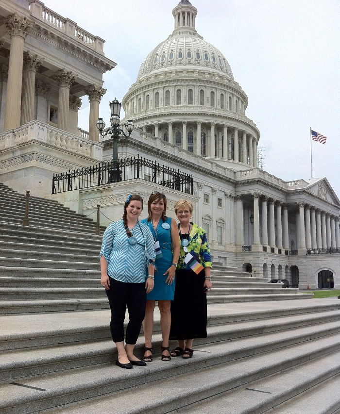 Ovarian Cancer National Alliance, Washington D.C.