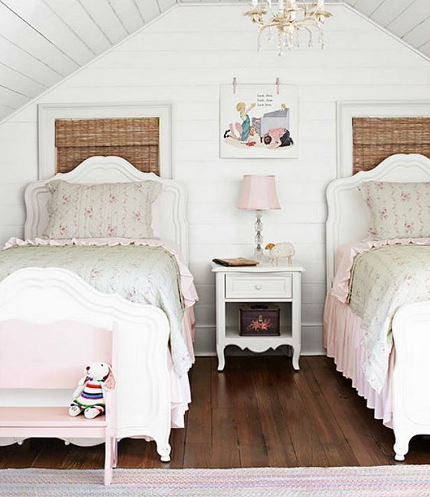 Images Of Girls Bedrooms: A Historic Mississippi Farmhouse Gets A Stunning Restoration