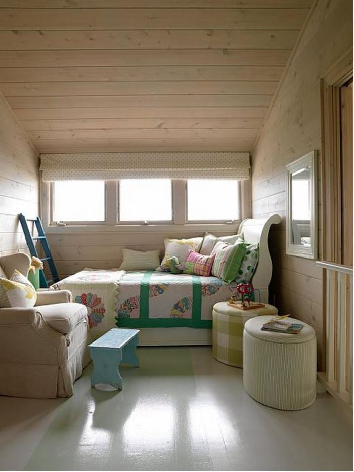 Sarah Richardson's Kid's Loft in her Summer Beach House