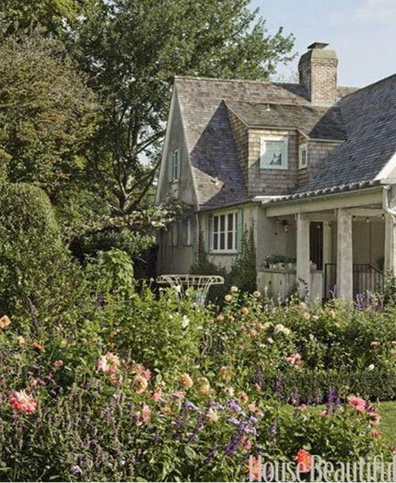 The Backyard Garden of Bee Cottage