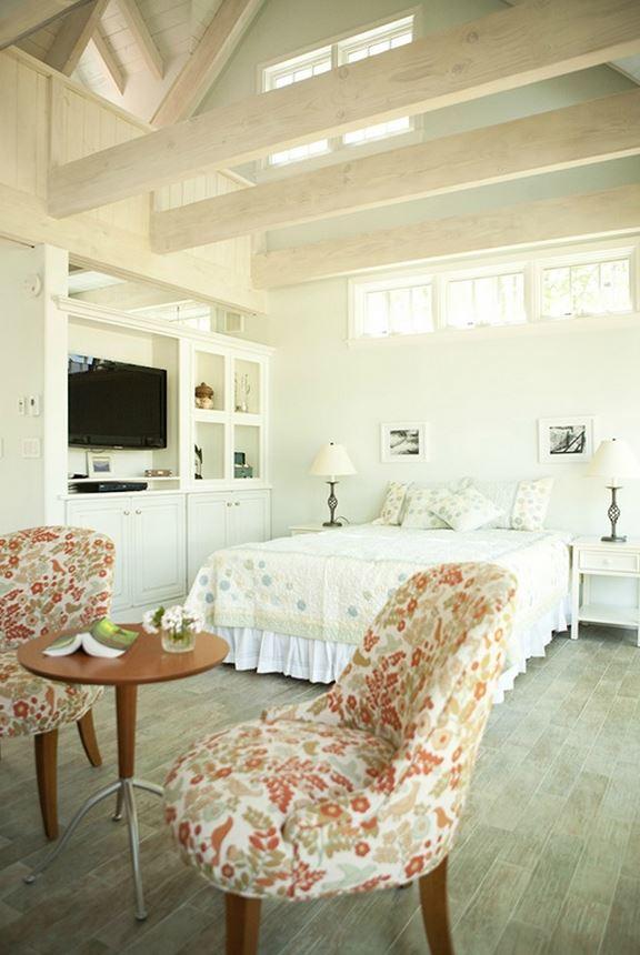 Tiny Small House Bedroom