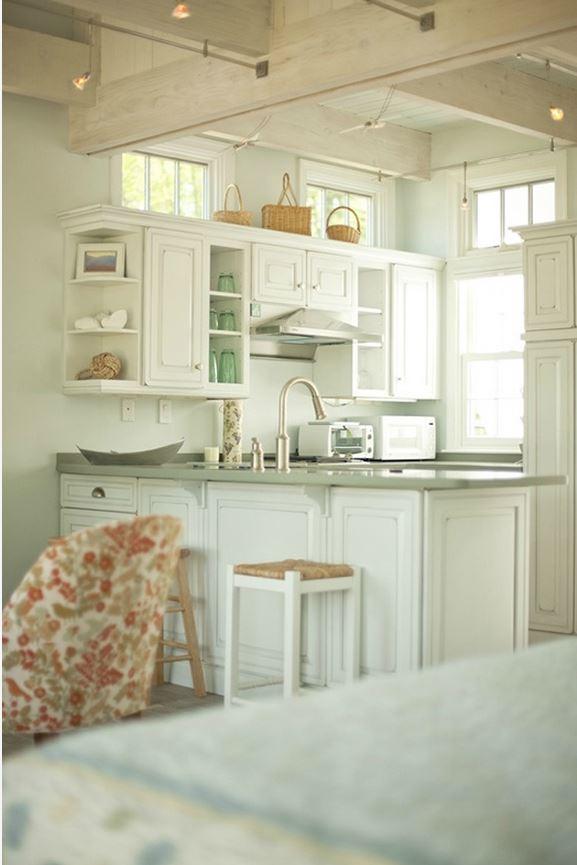 Tiny Small House Kitchen