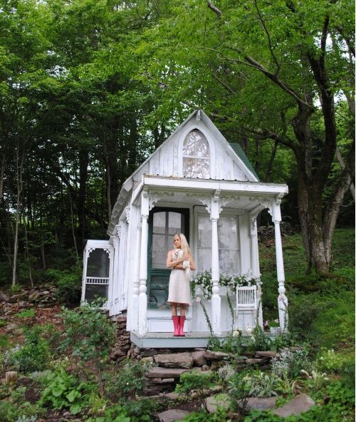 Tiny Victorian Cottage, Small House Living