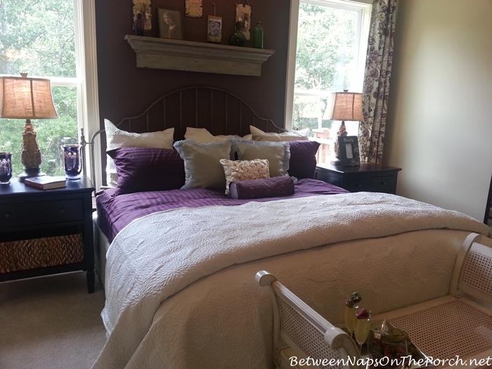 Bedroom in Model Home, Cresswind on Lake Lanier