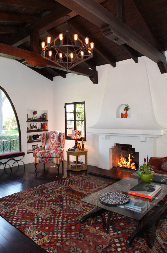 California Spanish Bungalow Renovation