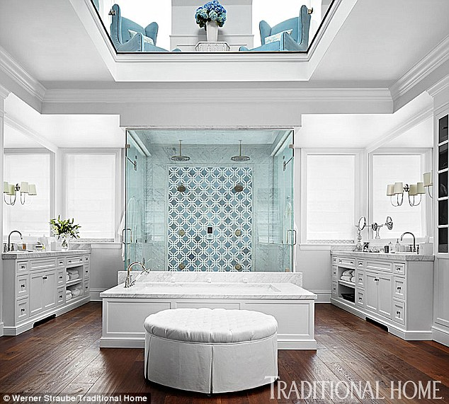Giuliana & Bill Rancic's Chicago Master Bath