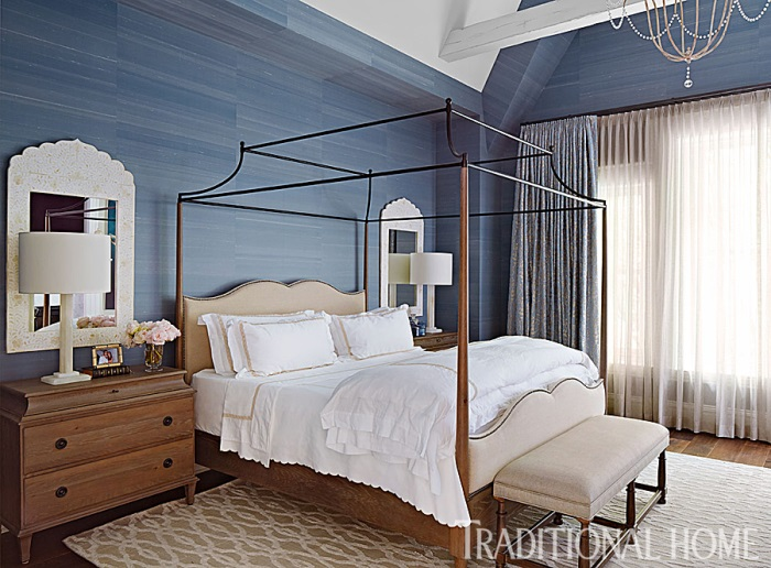 Giuliana & Bill Ranci's Chicago Master Bedroom
