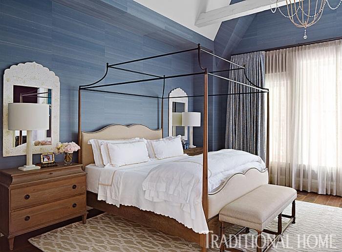 Giuliana & Bill Ranci's Chicago Master Bedroom