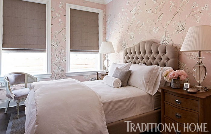 Giuliana & Bill Ranci's Guest Room in Chicago Home