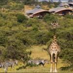 Video Walk Around Mahali Mzuri, Richard Branson's Safari Camp in Kenya