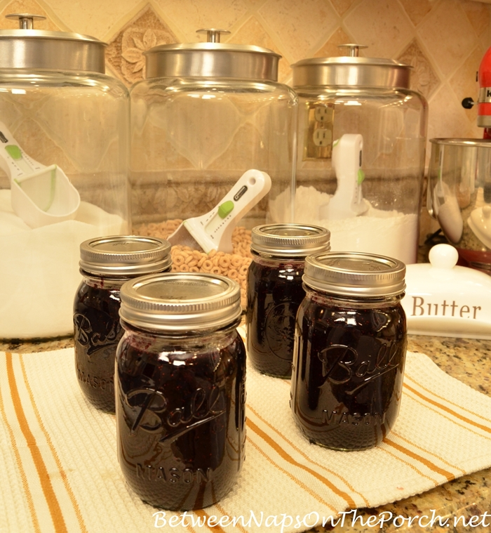 Make Blueberry Jam Without Pectin