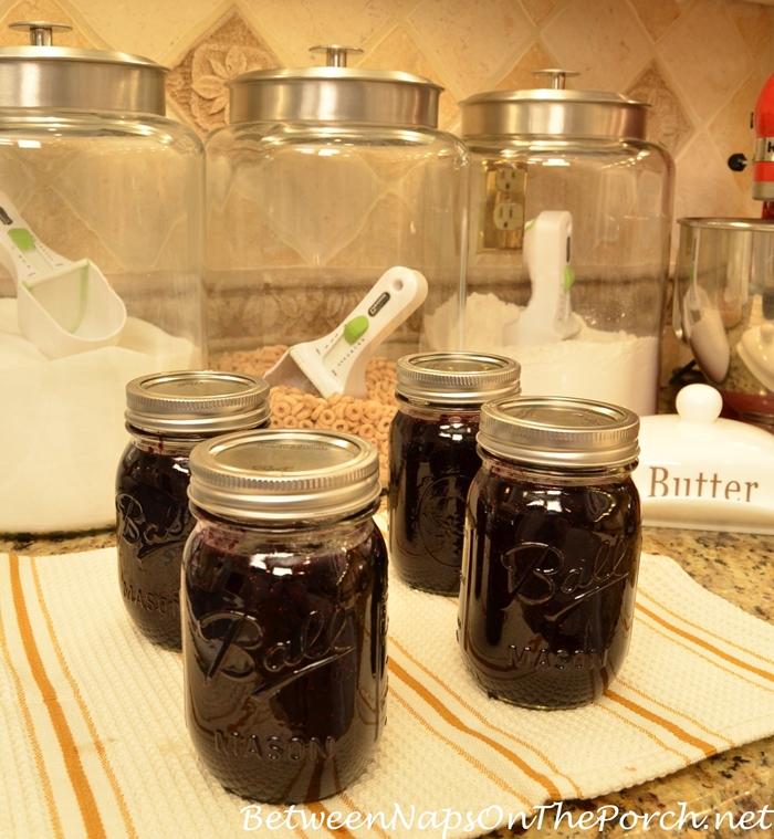 Make Blueberry Jam Without Pectin
