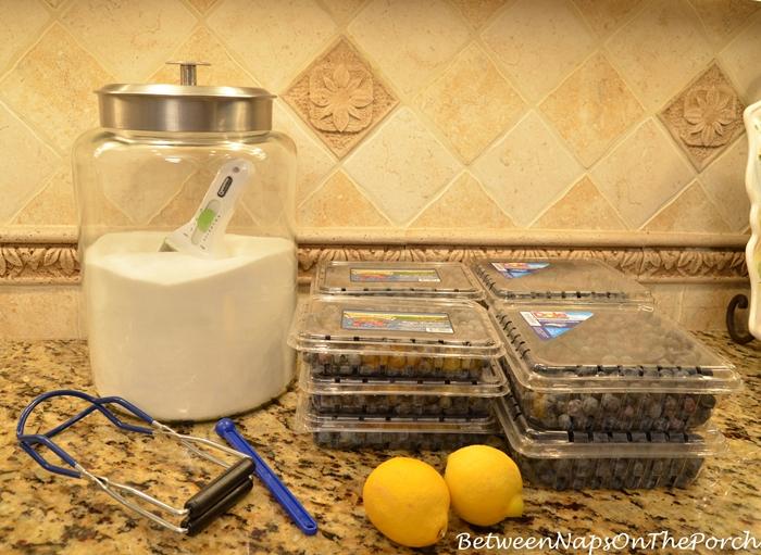 Make Blueberry Jam Without Pectin 03