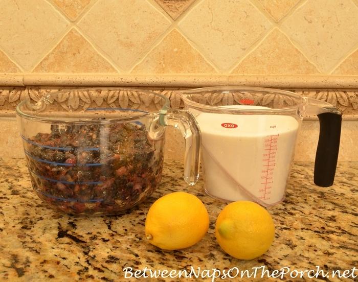 Make Blueberry Jam Without Pectin 05