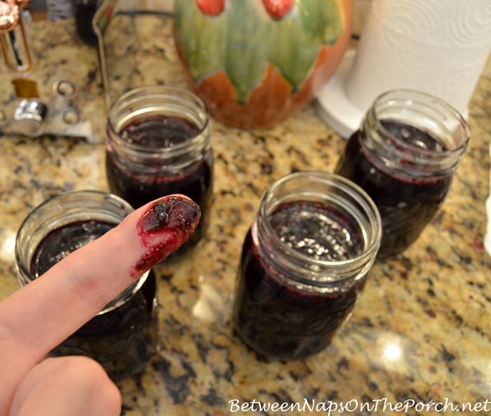 Make Blueberry Jam Without Pectin 12