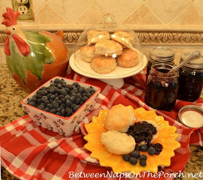 Make Blueberry Jam Without Pectin 19