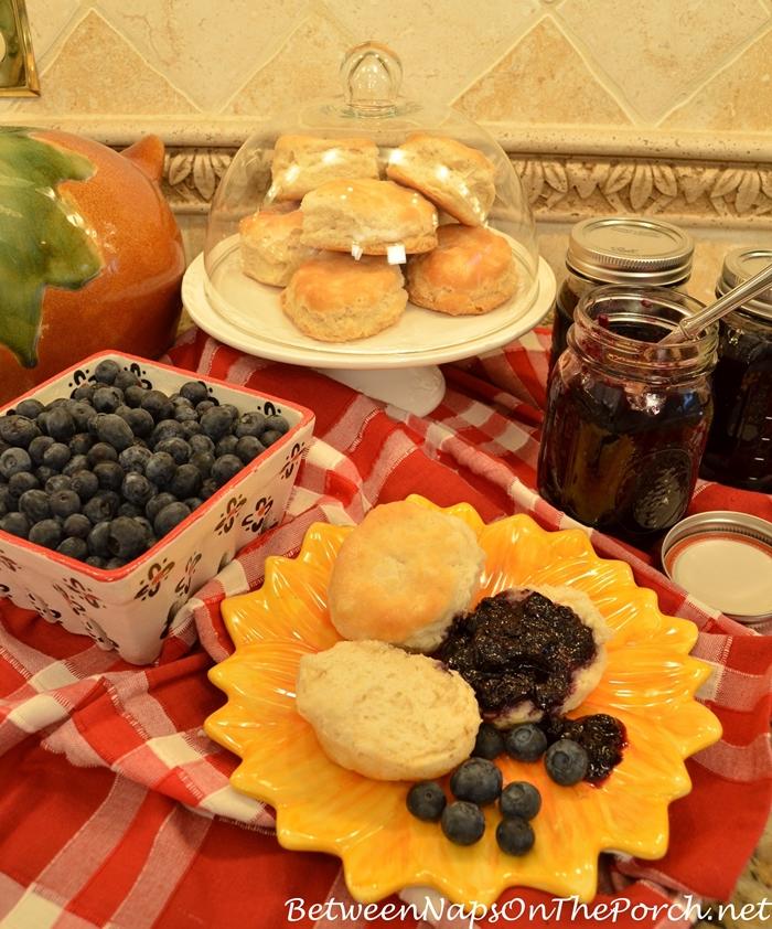 Make Blueberry Jam Without Pectin 21