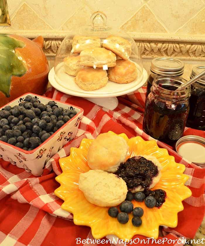 Make Blueberry Jam Without Pectin 21aa