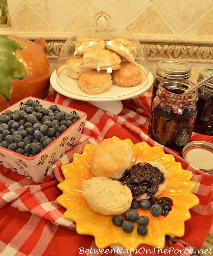 Make Blueberry Jam Without Pectin 21b