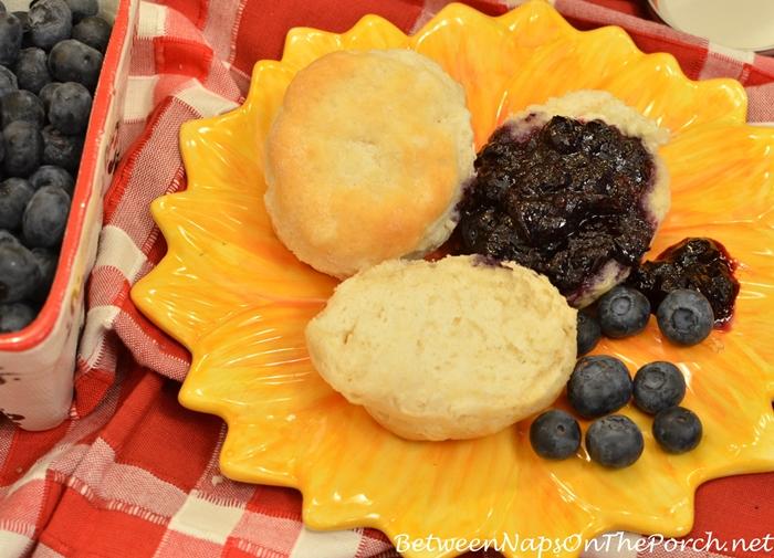 Make Blueberry Jam Without Pectin 22