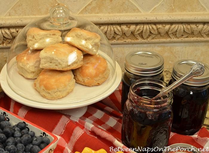 Make Blueberry Jam Without Pectin 25