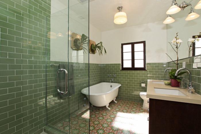 Elegant Master Bath After Renovation