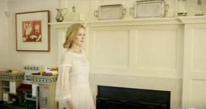 Nicole Kidman at Home in Australia