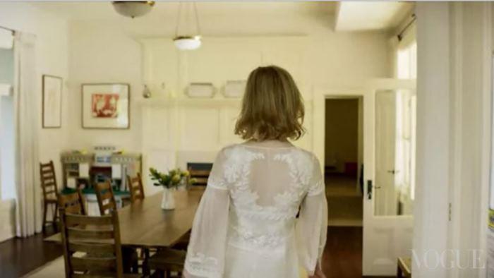 Nicole Kidman's Dining Room in Australia Home