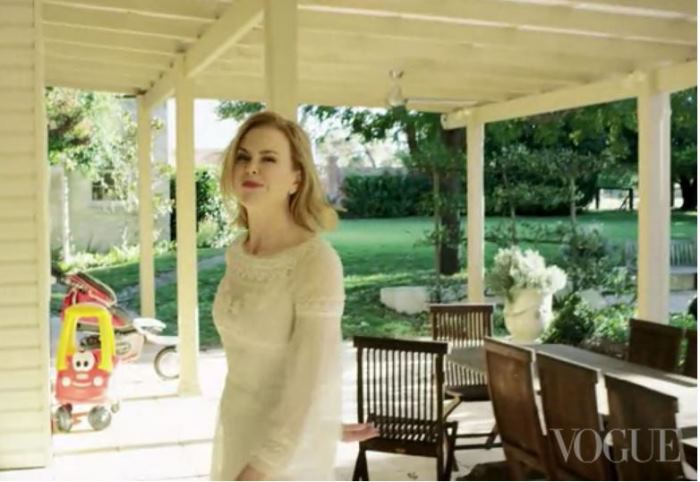 Nicole Kidman's Family Home In Australia