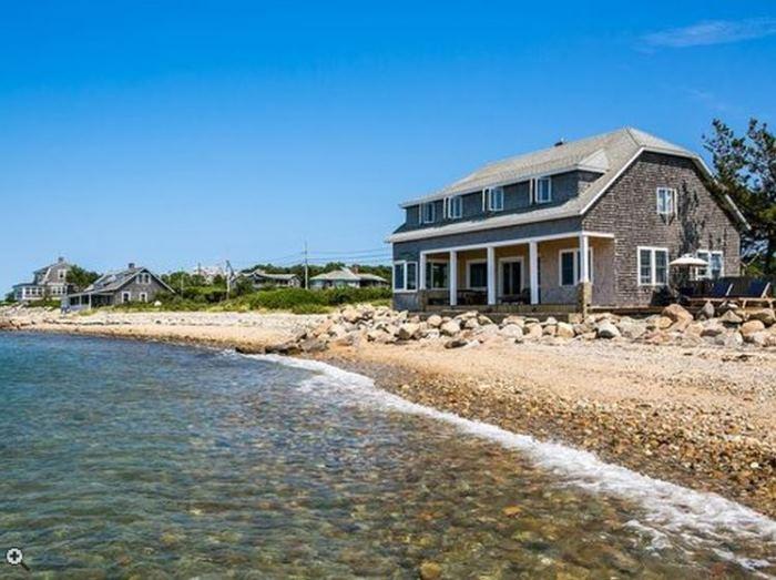 Oceanside Cottage Vineyard Highland, Oak Bluffsm Massachusettes 03
