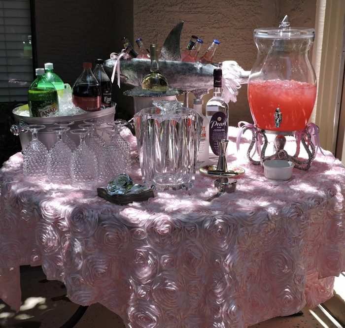 Princess Themed Baby Shower In Pink 10