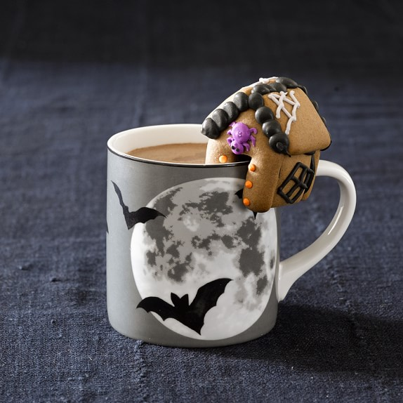 Williams Sonoma Halloween Mug Topper