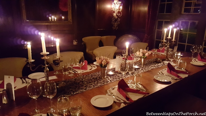 Candlelit Dining at Giraffe Manor