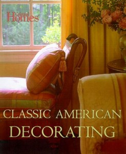Colonial Homes Classic American Decorating by Rosemary G. Rennicke