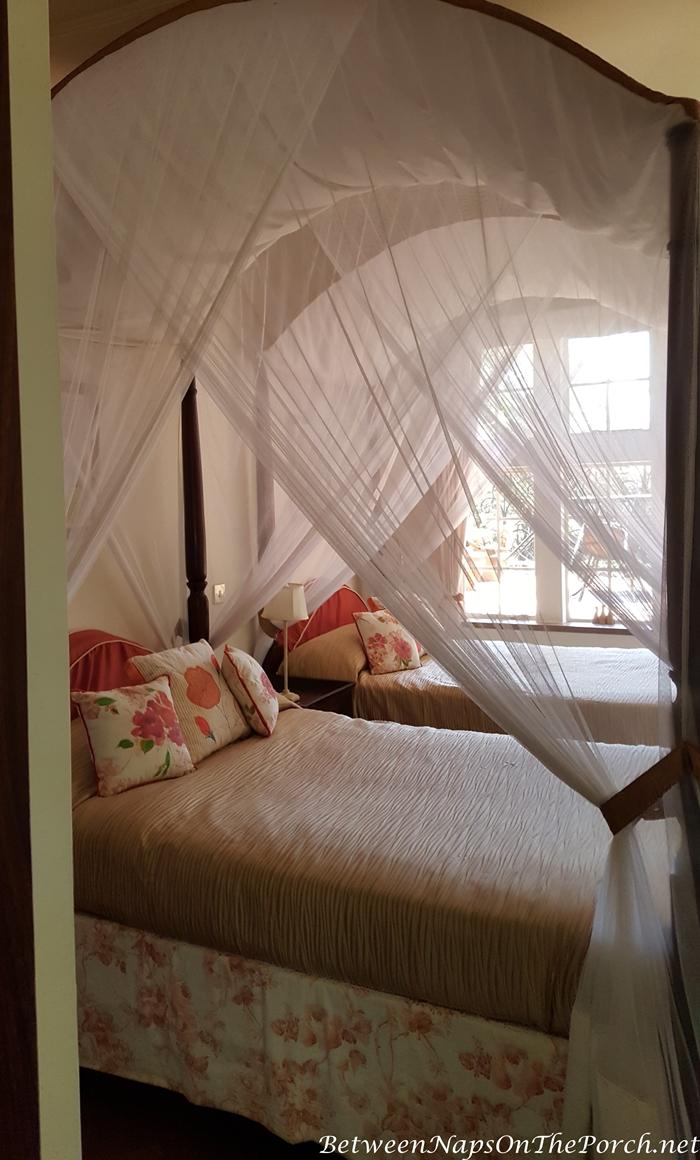Daisy Room in Giraffe Manor