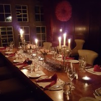 Dining by Candlelight in Giraffe Manor