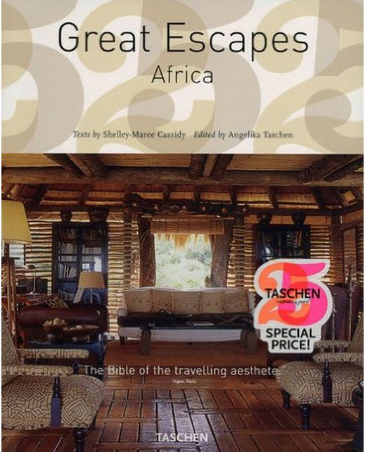 Great Escapes Africa by Shelley-Maree Cassidy