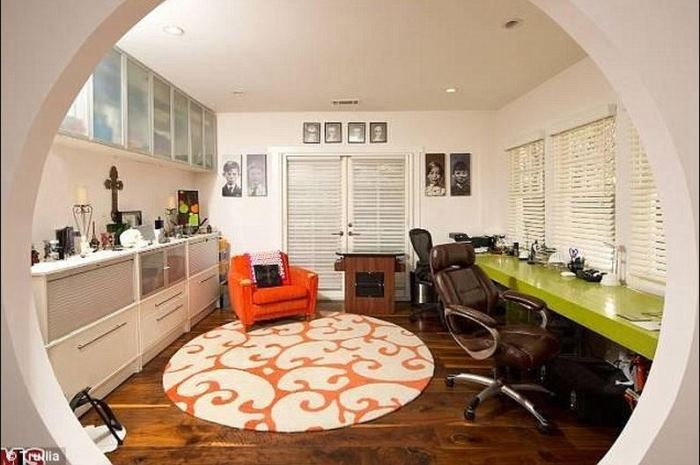 House in Nightmare on Elm Street Home Office After Renovation
