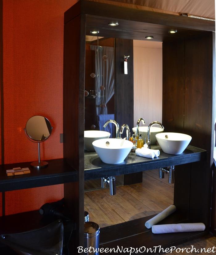 Mahali Mzuri Bathroom Vanity
