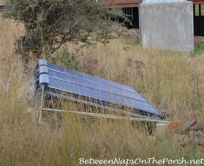 Mahali Mzuri Solar Panels