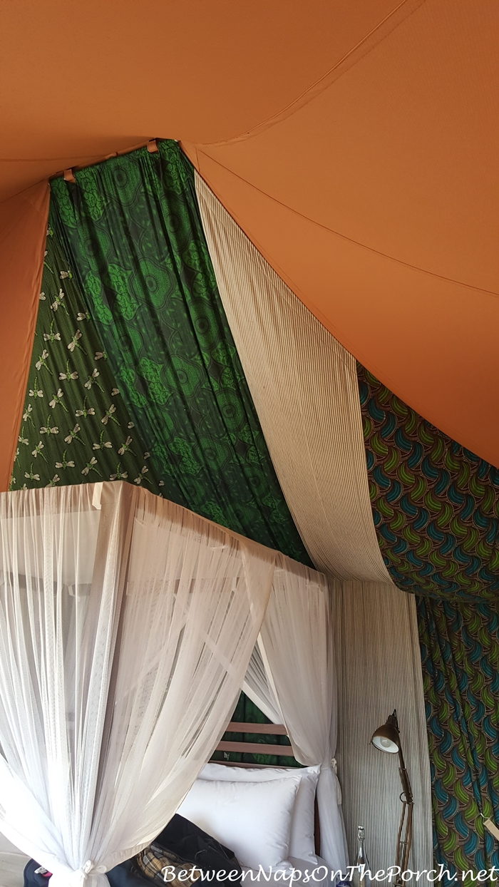 Mahali Mzuri Tent Construction and Design