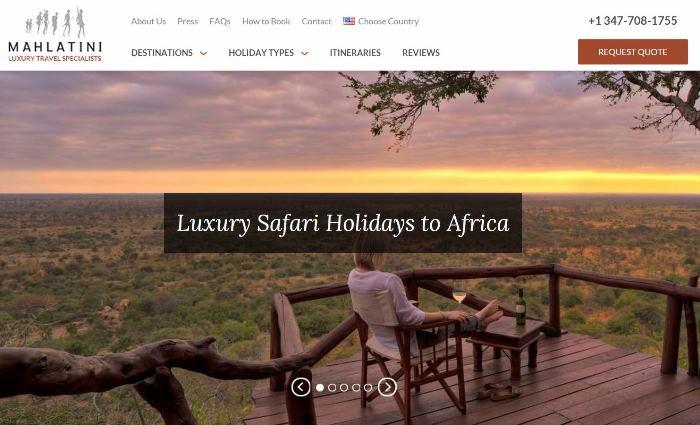 Mahlatini Luxury Safaris