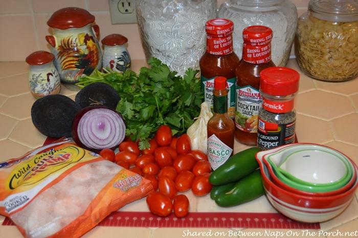 Mexican Shrimp Cocktail Recipe 01