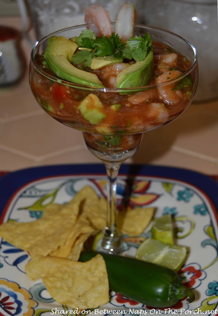 Mexican Shrimp Cocktail Recipe 18